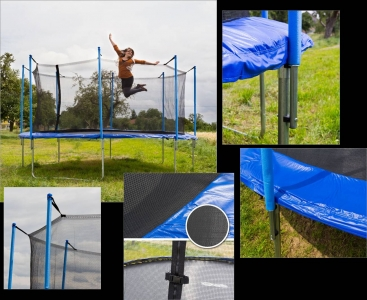"Trampolin ""Power-XL"""